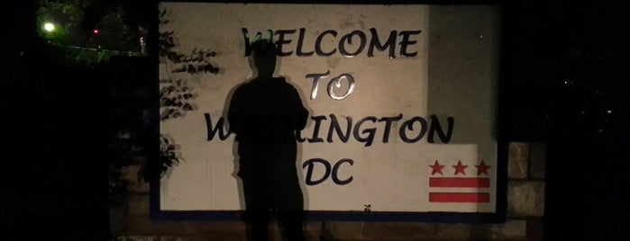 Welcome to Washington DC is one of D.C.