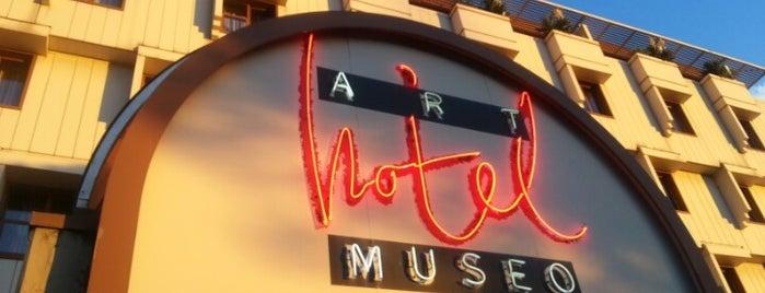 Hotel Art Museo is one of Lugares favoritos de Al.