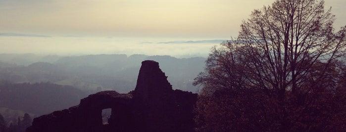 Burg Lindenfels is one of Locais curtidos por Sarah.