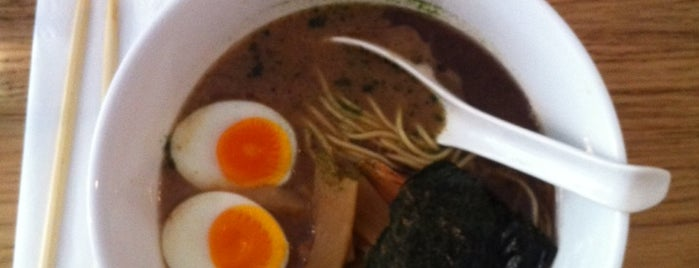 Casa Ramen is one of Milano food.