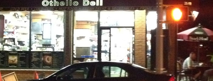 Othello Deli is one of sandwiches.