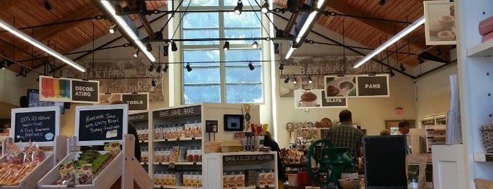 King Arthur Flour: Bakery, Café, School, & Store is one of Upper Valley Food & Drink.