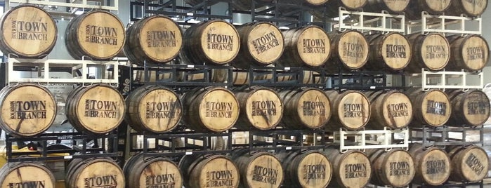 Lexington Brewing and Distilling Company is one of Kentucky Distilleries.