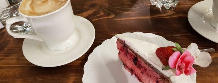 Mon Amour Café is one of Lieux qui ont plu à Annette.