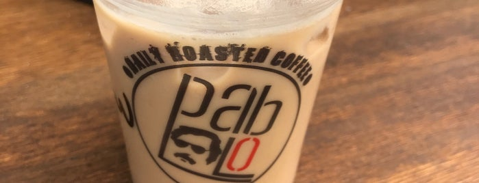 Pablo Artisan Coffee is one of Alsancak.
