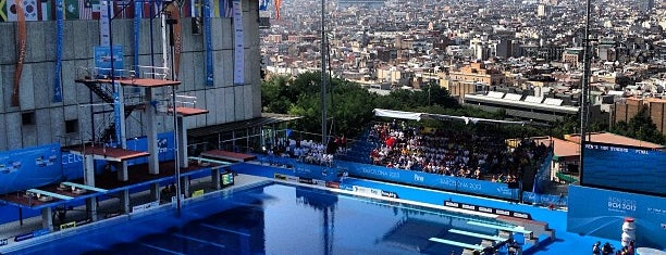 Piscina Municipal de Montjuïc is one of Barcelona.