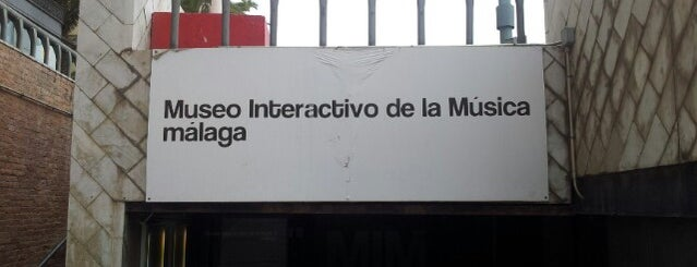 Museo Interactivo de la Música (MIMMA) is one of Discover Málaga.
