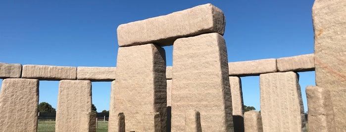 Esperance Stonehenge is one of Perth.