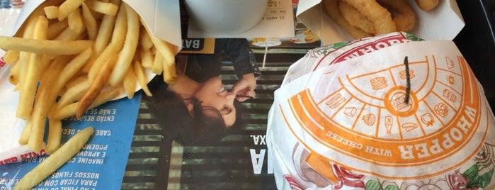 Burger King is one of Posti che sono piaciuti a Tania Ramos.
