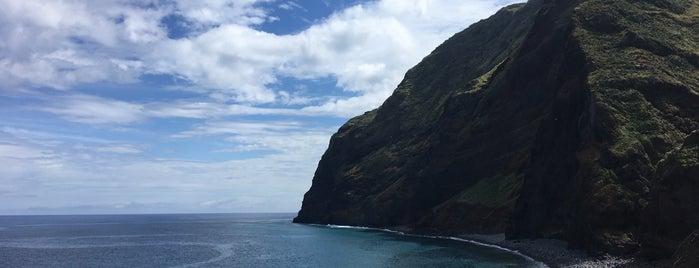 Achadas da Cruz is one of Madeira.