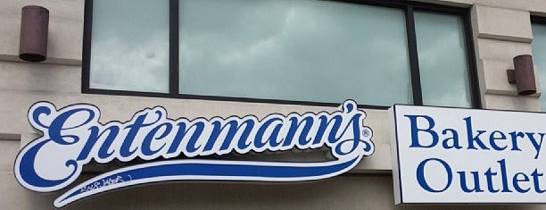 Entenmann's Bakery Outlet is one of Jason'un Beğendiği Mekanlar.