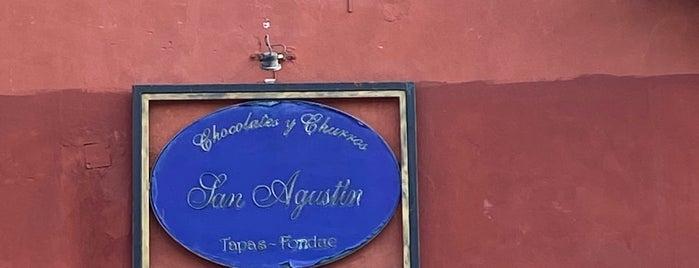 Café San Augustín is one of Sergio M. 🇲🇽🇧🇷🇱🇷'ın Beğendiği Mekanlar.