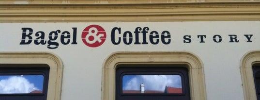 Bagel & Coffee Story is one of Posti che sono piaciuti a Genie.