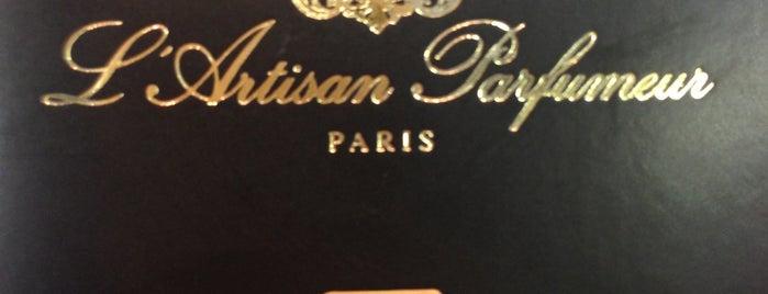 L'Artisan Parfumeur is one of London.