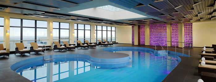 Sheraton Munich Arabellapark Hotel is one of Starwood Experience.