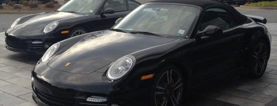 Hennessy Porsche is one of Locais curtidos por Jeff.