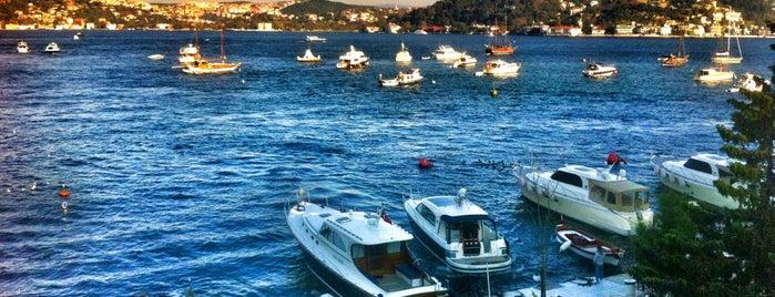 Bebek is one of My Istanbul.
