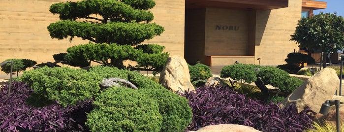 Nobu Malibu is one of LA Road Trip.