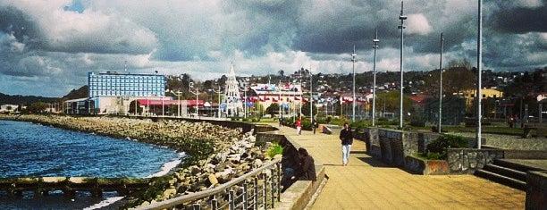 Costanera de Puerto Montt is one of Carolina'nın Beğendiği Mekanlar.