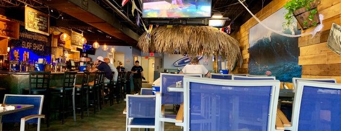 Surf Shack Coastal Kitchen is one of สถานที่ที่ Priscilla ถูกใจ.