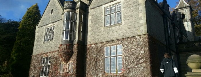 Callow Hall Country House Hotel is one of Restaurants.