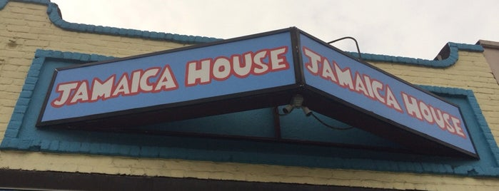 Jamaica House is one of RVA VCU/Broad/Carver Restaurants.