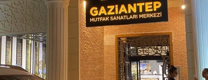 Gaziantep Mutfak Sanatları Merkezi is one of Gaziantep.