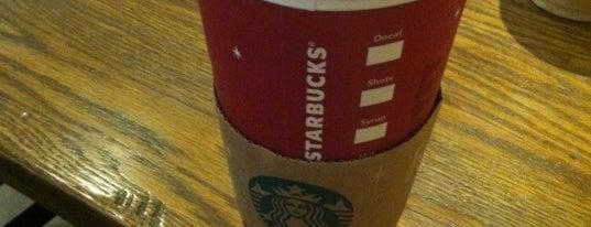 Starbucks is one of สถานที่ที่ Kris ถูกใจ.