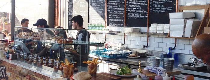 Foodcraft Espresso And Bakery is one of สถานที่ที่บันทึกไว้ของ Brendan.
