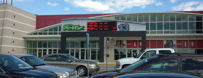 Carmike Ritz 13 is one of Lugares favoritos de Jeanette.