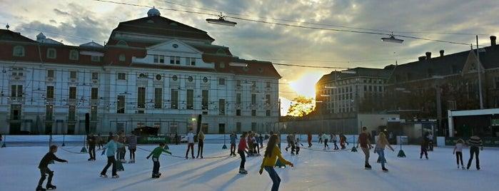 Wiener Eislaufverein is one of Marina: сохраненные места.