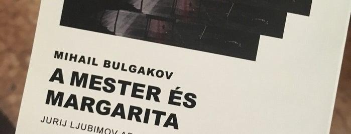 Ódry Színpad is one of Ma Este Színház!.
