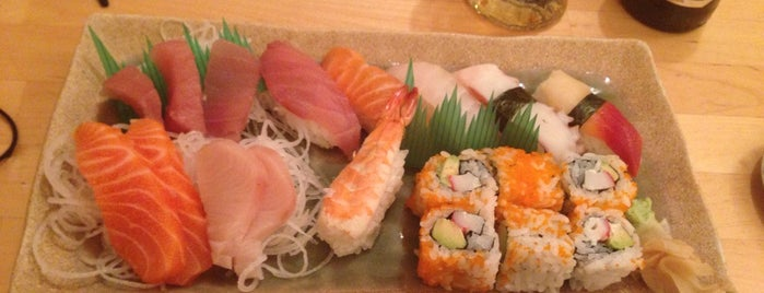 SW9 Sushi Bar is one of Best Food in London.