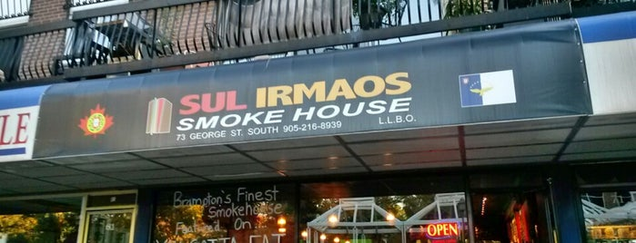 Sul Irmaos Smoke House is one of Restaurants to Try List.