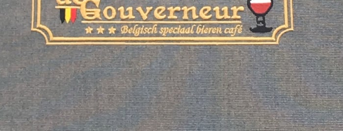 De Gouverneur is one of Maastricht.
