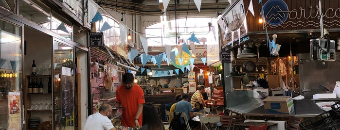 Mercado Municipal de Vallehermoso is one of MAD.