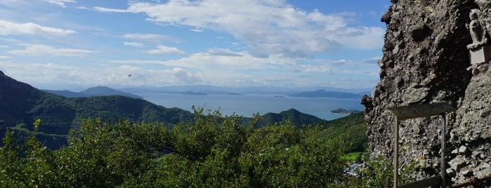 笠ヶ滝 (小豆島霊場七十二番奥之院) is one of 小豆島探検隊.