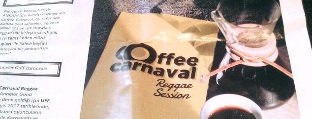 Coffee Carnaval is one of Lugares favoritos de Sinan.