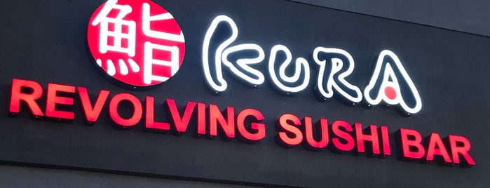 Kura Revolving Sushi Bar is one of Jack 님이 좋아한 장소.