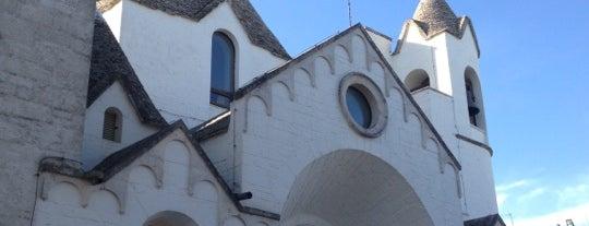 Chiesa Di Sant'Antonio is one of Gisele : понравившиеся места.
