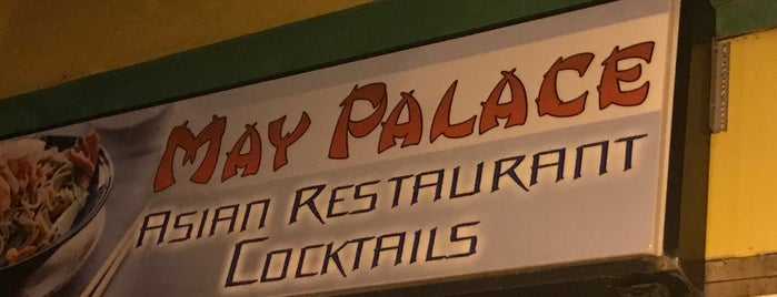 May Palace is one of Foodie Places Everywhere Else.