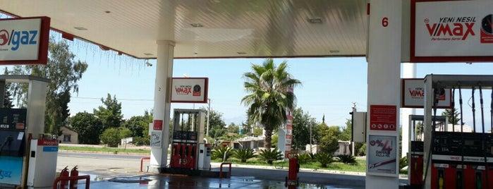 Petrol ofisi is one of Tempat yang Disimpan Süleyman.