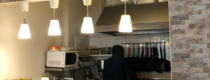 Cafe Pimento is one of Locais salvos de Emre Marcus.
