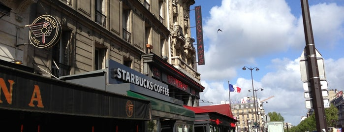 Starbucks is one of Must-visit Food in Paris.