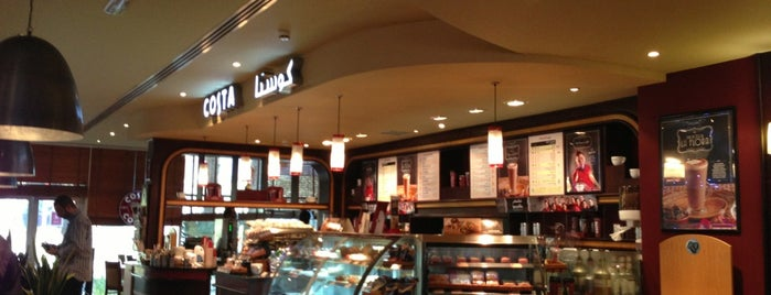 Costa Coffee is one of Dubai Food 3.