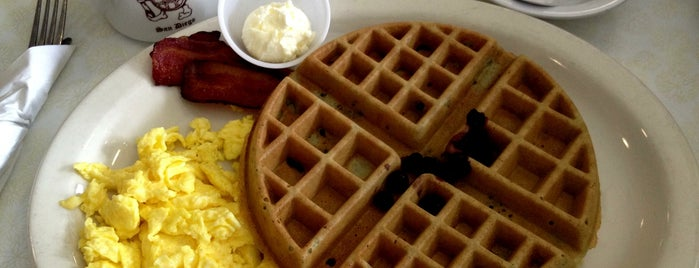 The Waffle Spot is one of SD Hit List.