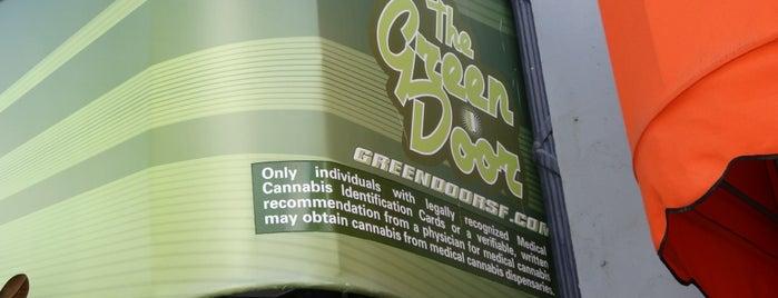 The Green Door is one of San Fran.