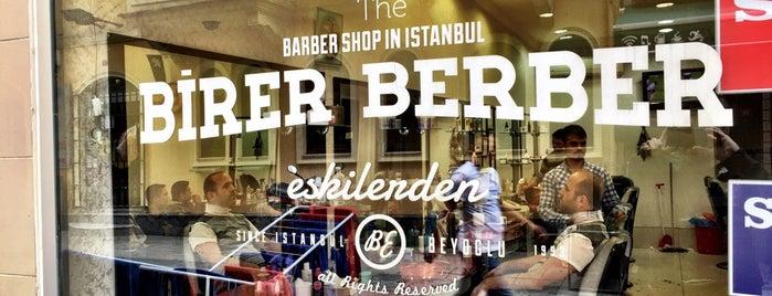 Birer Erkek Kuaförü is one of Istanbul 2014.