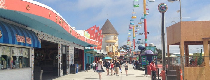 Santa Cruz Beach Boardwalk is one of USA Trip 2013 - The West.