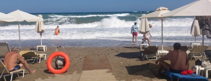 Perivolia Beach is one of Crete.